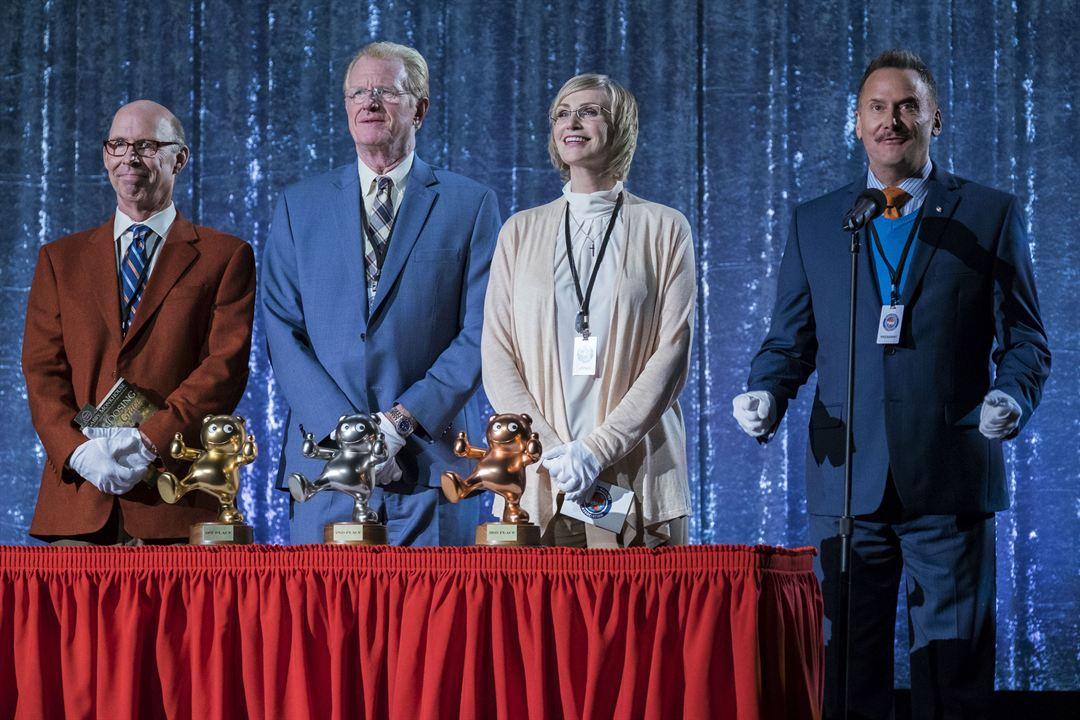 Mascots : Photo Bob Balaban, Ed Begley Jr., Jane Lynch, Michael Hitchcock