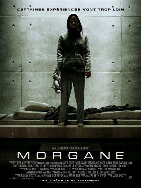 Morgane : Affiche