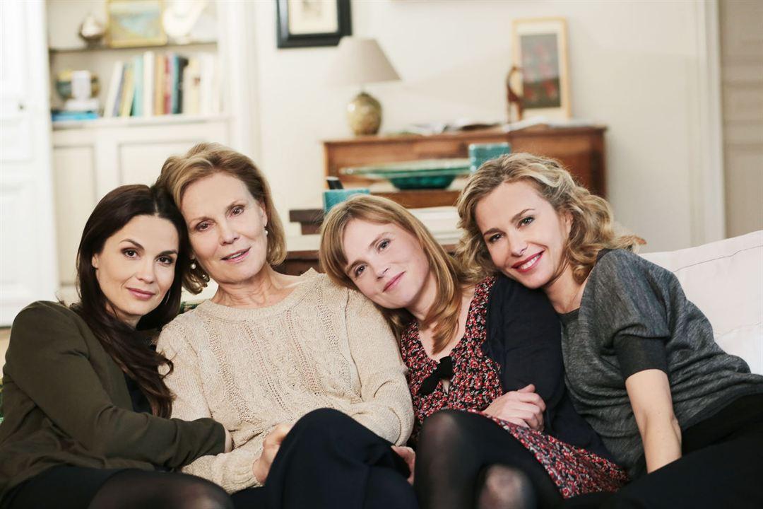 La Vie à l'envers : Photo Barbara Schulz, Isabelle Carré, Marthe Keller, Pascale Arbillot