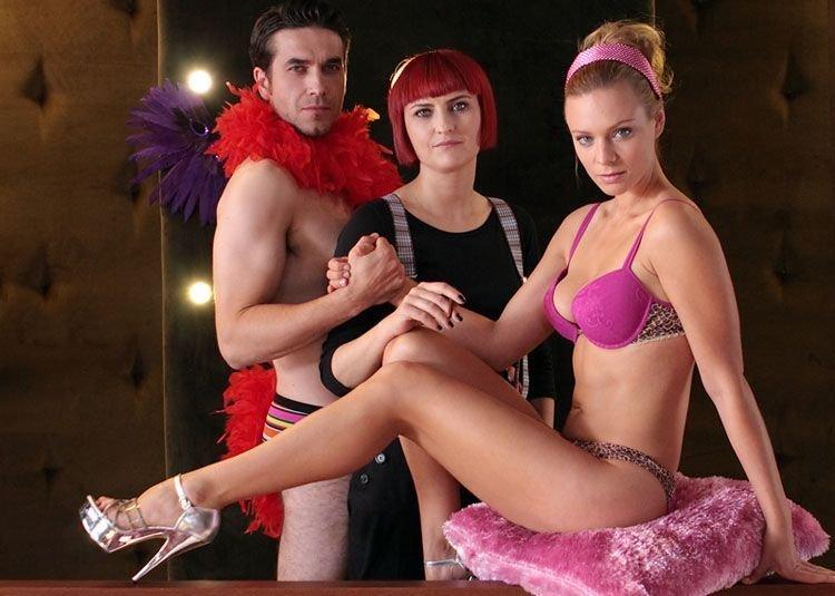 Photo Izabela Kuna, Magdalena Boczarska, Marcin Dorocinski