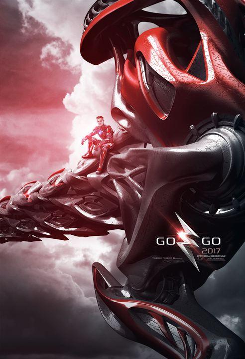 Power Rangers : Affiche