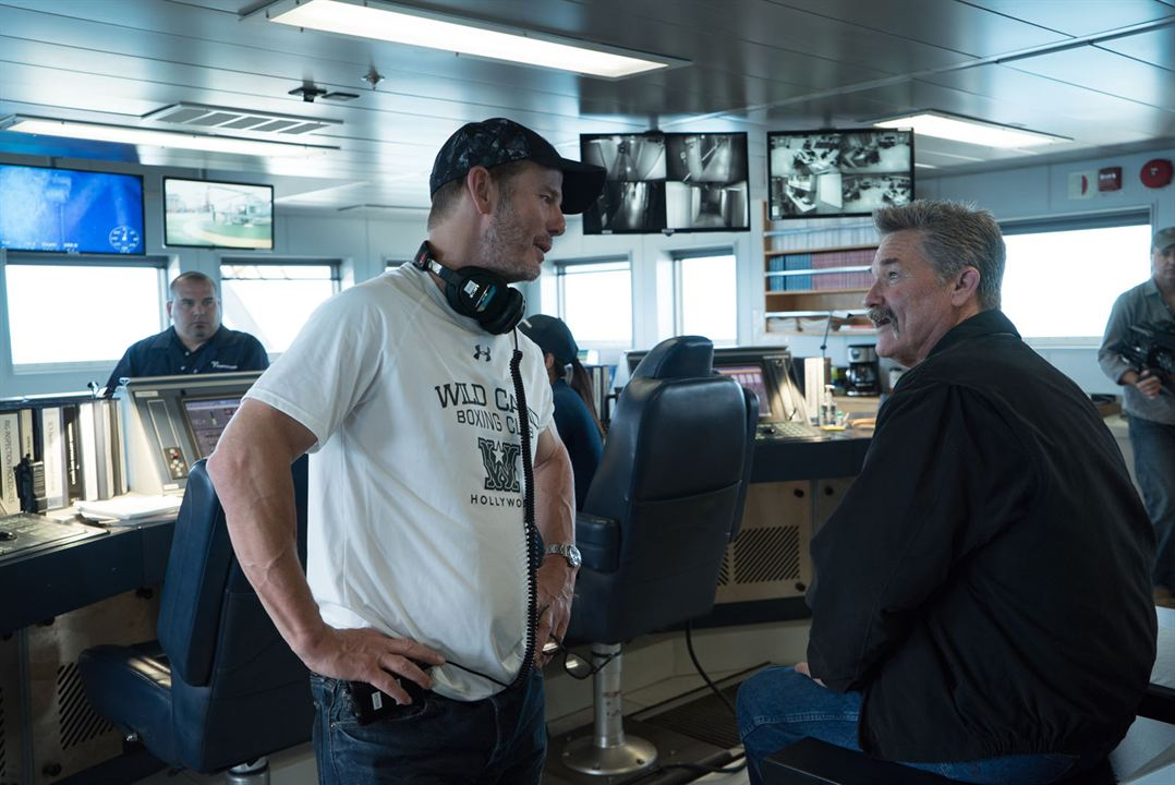 Deepwater : Photo Kurt Russell, Peter Berg