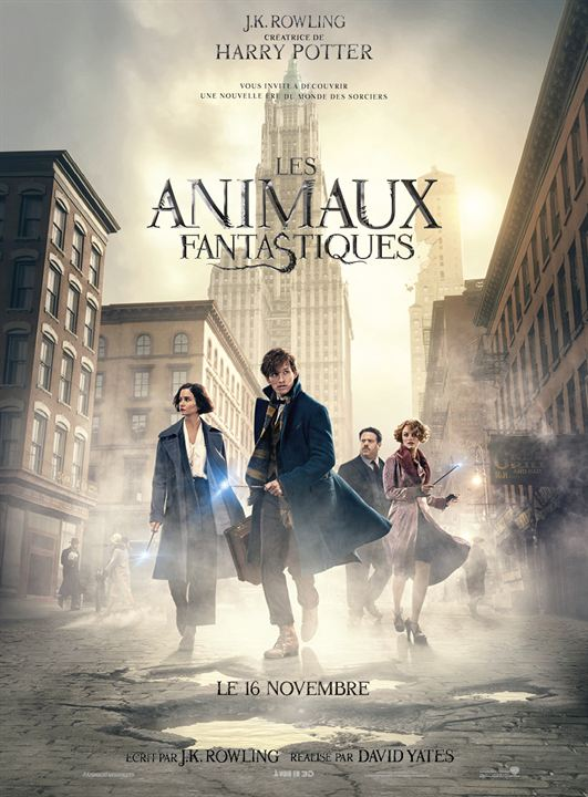 Les Animaux fantastiques FRENCH DVDRiP 2016