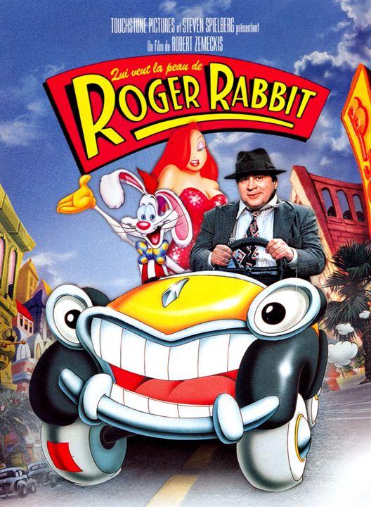 Qui veut la peau de Roger Rabbit ? : Affiche