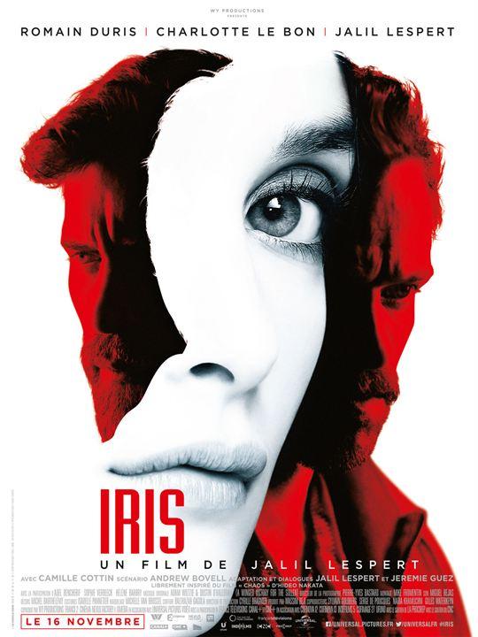 Iris : Affiche
