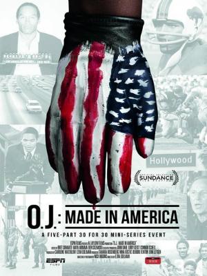 O.J.: Made in America : Affiche