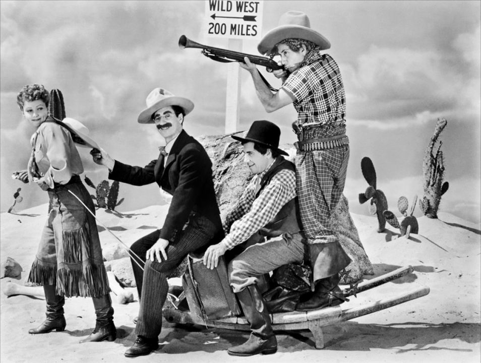 Chercheurs d'or : Photo Chico Marx, Groucho Marx, Harpo Marx