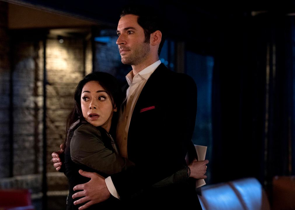 Photo Aimee Garcia, Tom Ellis