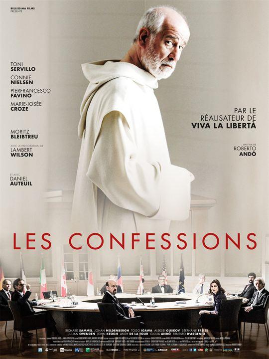 Les Confessions : Affiche