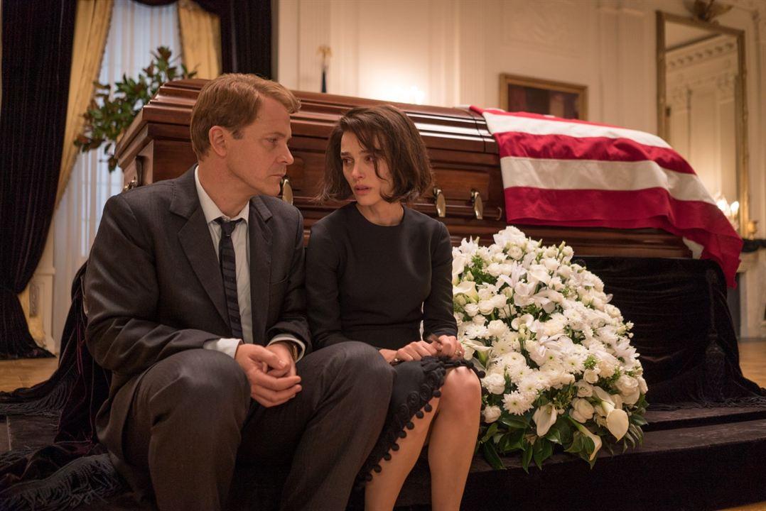 Jackie : Photo Natalie Portman, Peter Sarsgaard