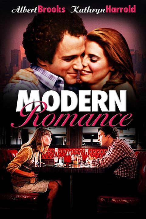 Modern Romance : Affiche