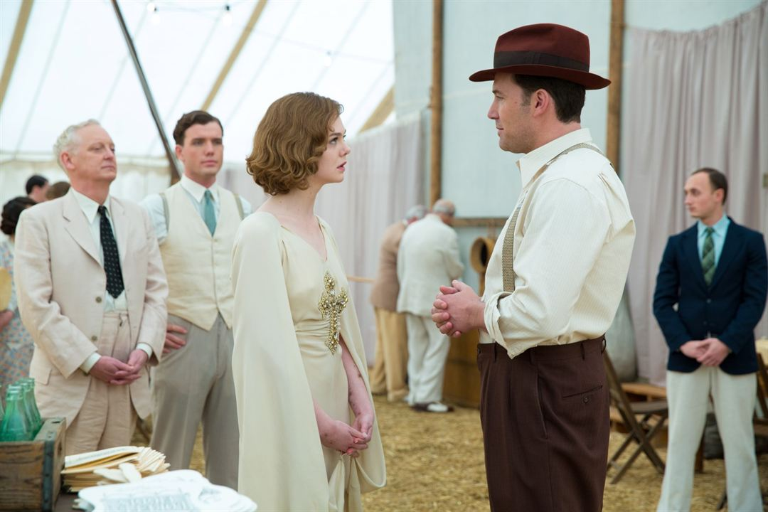 Live By Night : Photo Ben Affleck, Elle Fanning