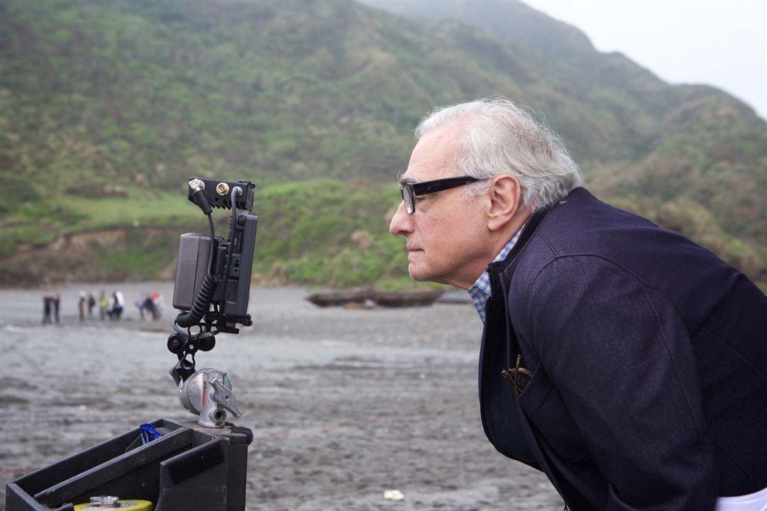Silence : Photo Martin Scorsese