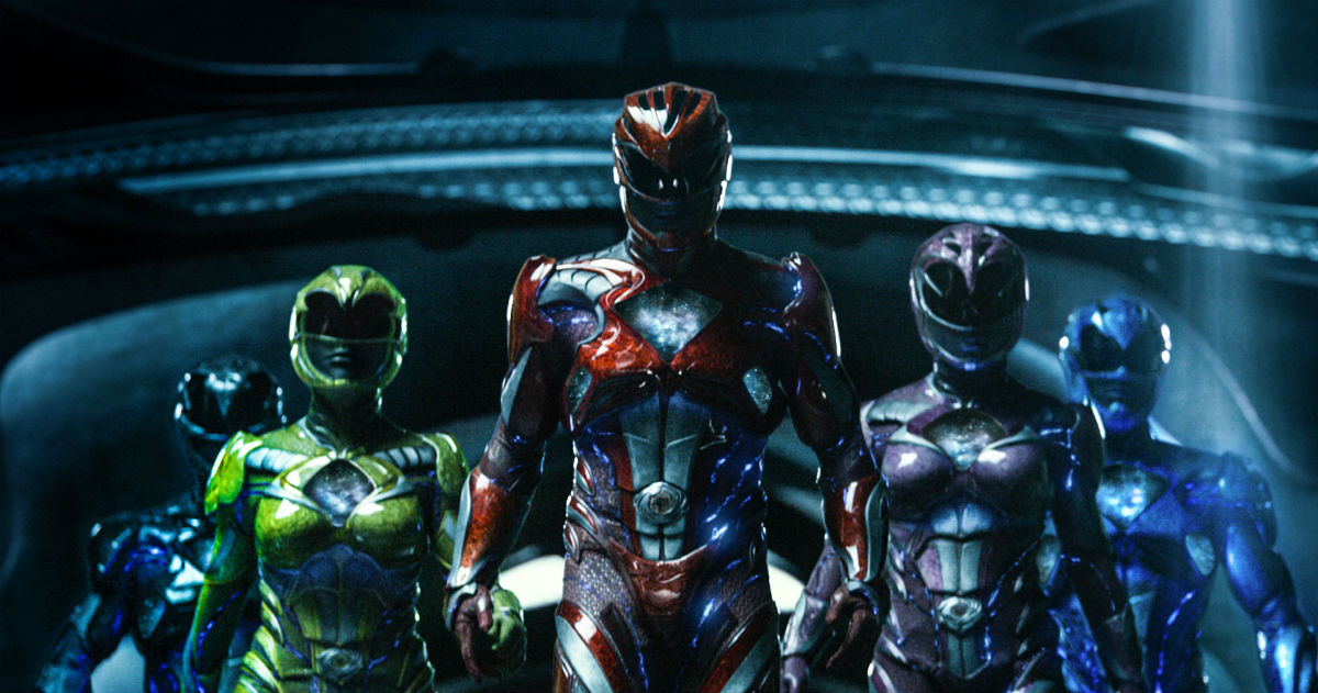 Power Rangers : Photo