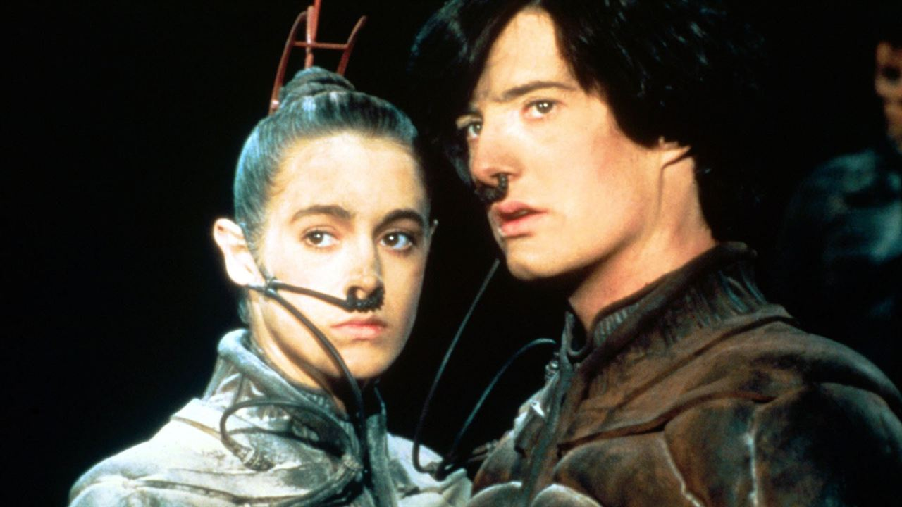 Dune : Photo Kyle MacLachlan, Sean Young