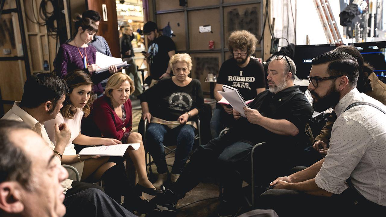 El Bar : Photo Álex de la Iglesia, Blanca Suárez, Carmen Machi, Mario Casas, Secun de la Rosa