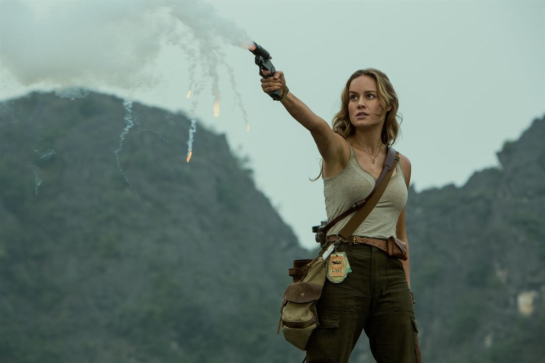Kong: Skull Island : Photo Brie Larson