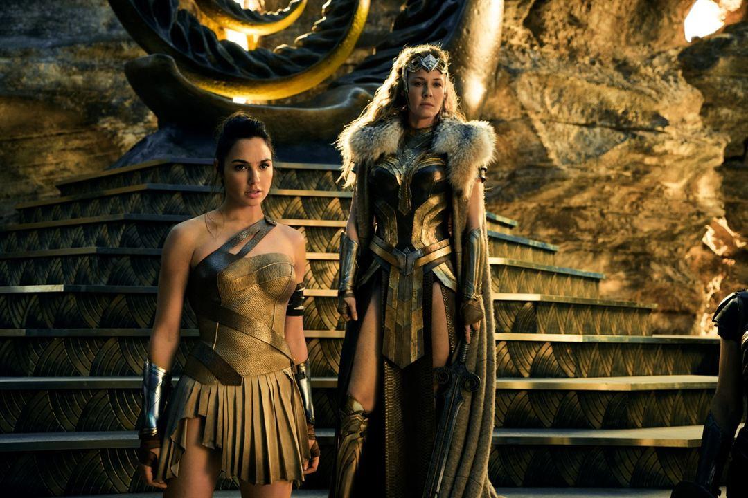 Wonder Woman : Photo Connie Nielsen, Gal Gadot