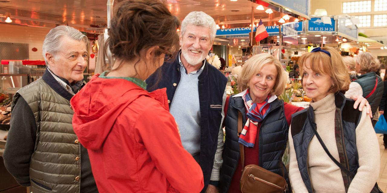 Marie-Francine : Photo Danièle Lebrun, Hélène Vincent, Patrick Prejean, Philippe Laudenbach