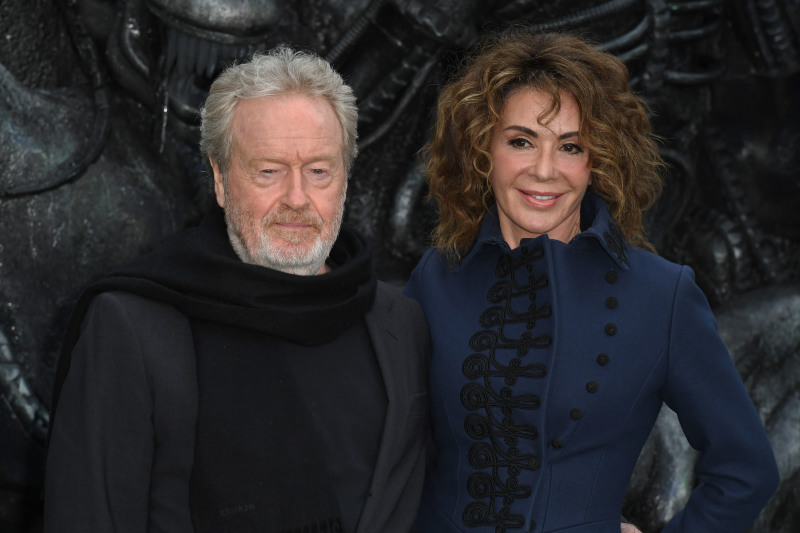 Alien: Covenant : Photo promotionnelle Ridley Scott