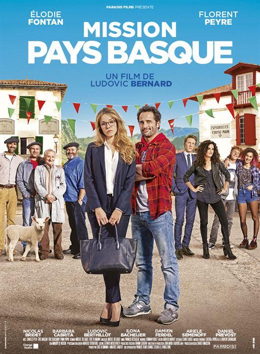 Mission Pays Basque : Affiche