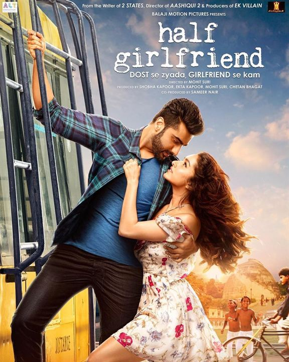Half Girlfriend : Affiche