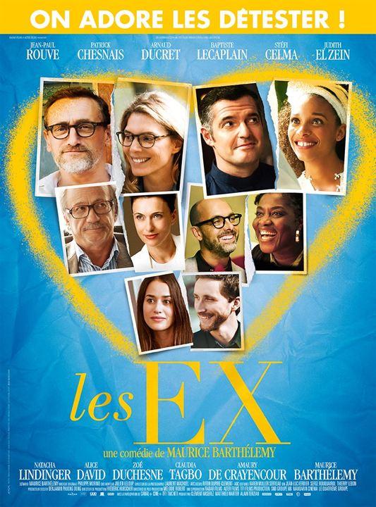 Les Ex : Affiche
