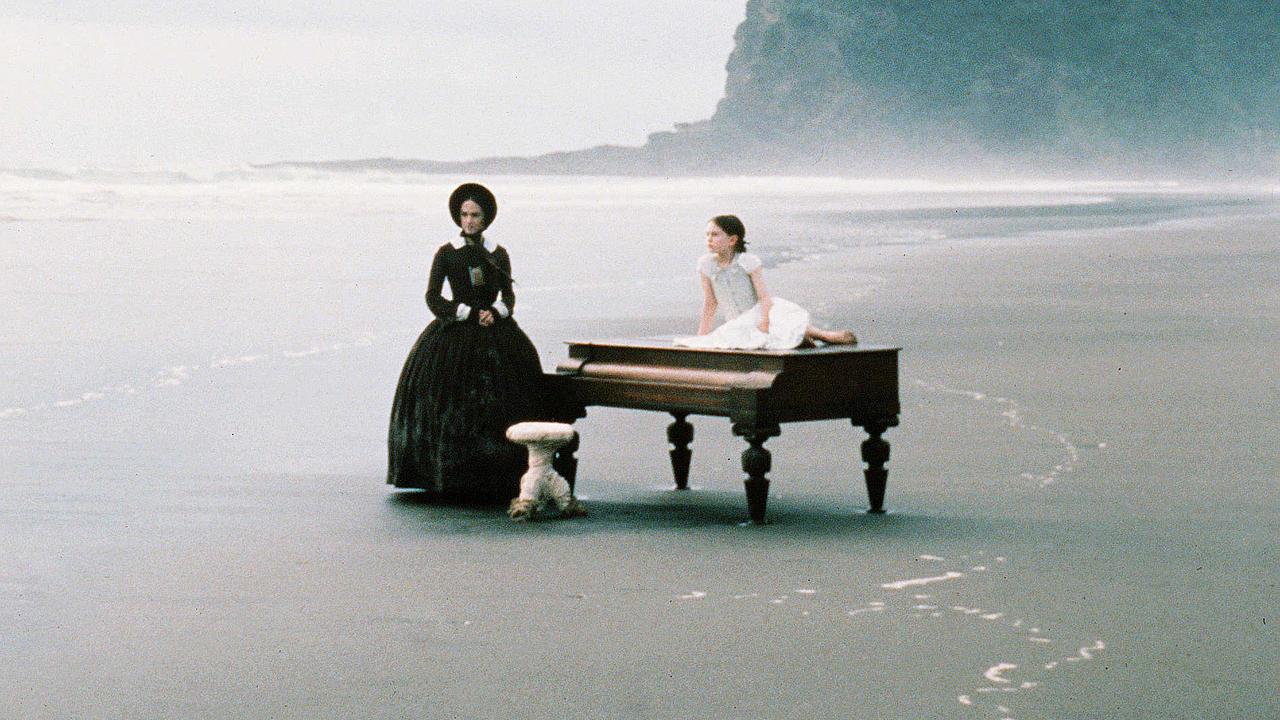 La Leçon de piano : Photo Anna Paquin, Holly Hunter