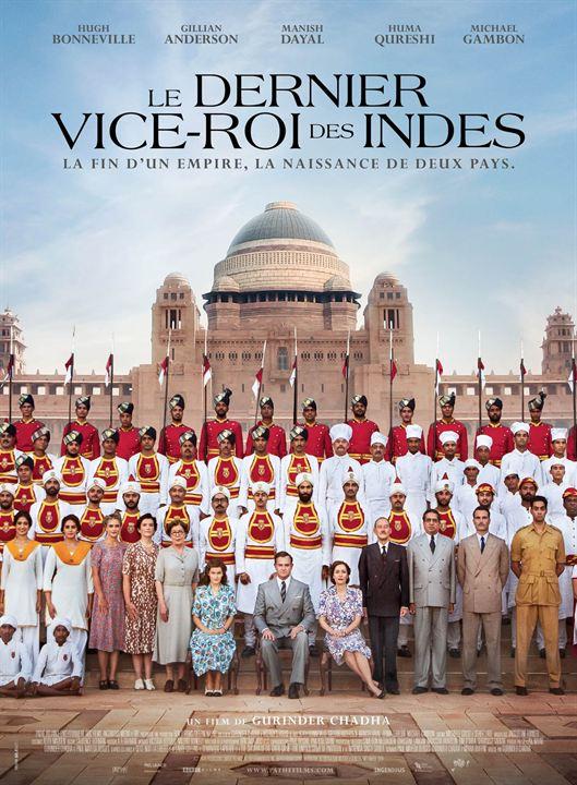 Le Dernier Vice-Roi des Indes : Affiche