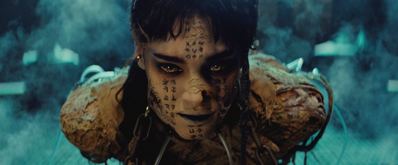 La Momie : Photo Sofia Boutella