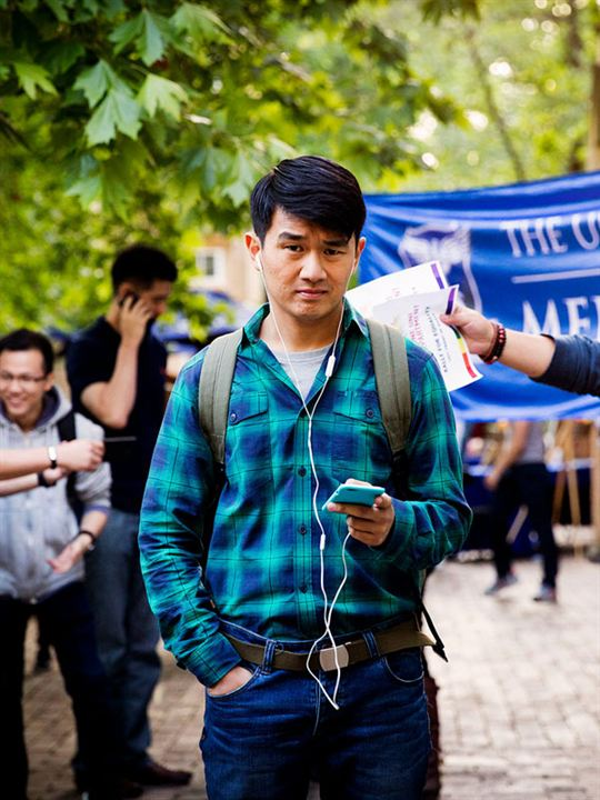Ronny Chieng: International Student : Affiche