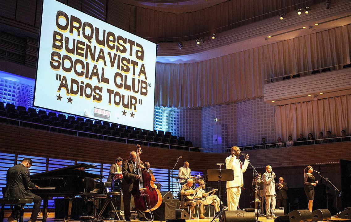 Buena Vista Social Club: Adios : Photo Ibrahim Ferrer, Manuel Mirabal, Omara Portuondo