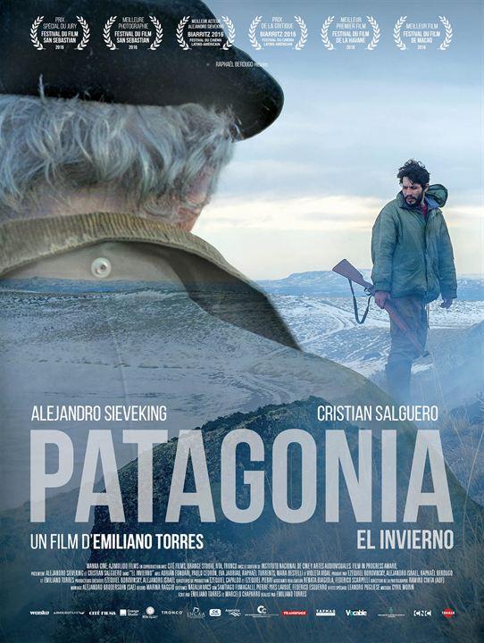 Patagonia, el invierno : Affiche