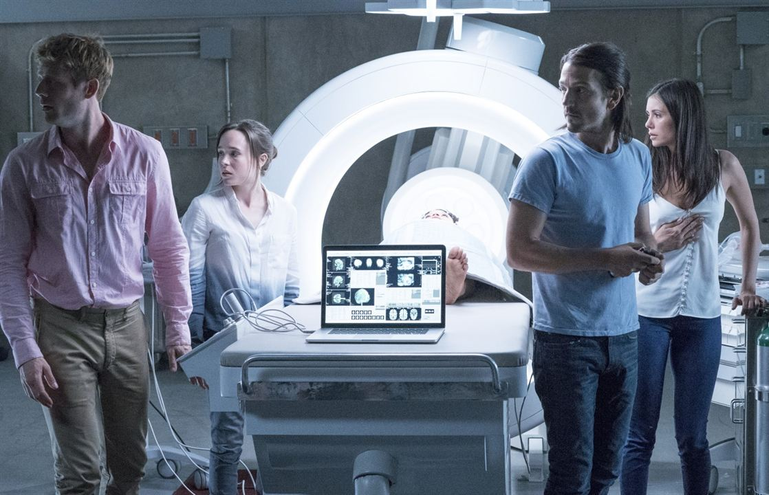 L'Expérience interdite - Flatliners : Photo Diego Luna, Ellen Page, James Norton, Nina Dobrev