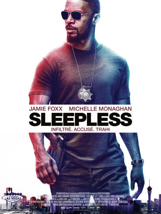 Sleepless : Affiche