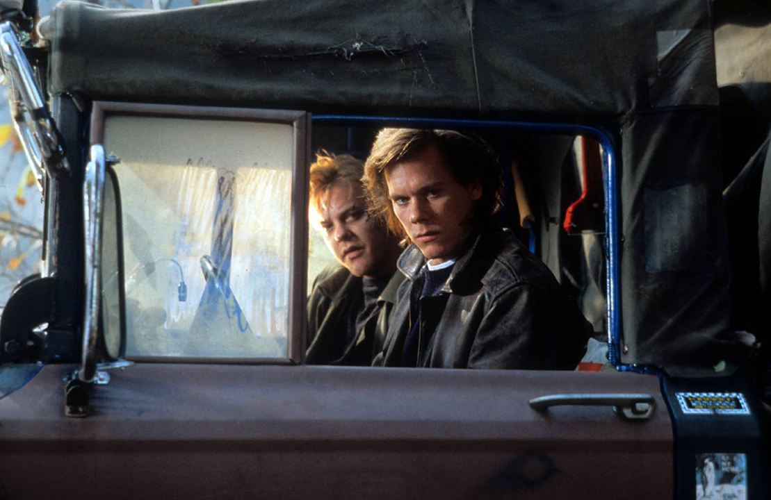 L'Experience interdite : Photo Kevin Bacon, Kiefer Sutherland