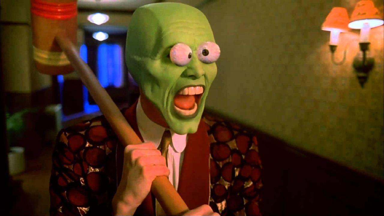 The Mask : Photo Jim Carrey