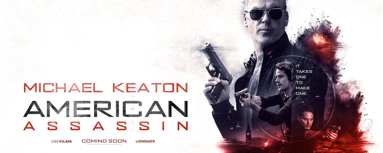 American Assassin : Photo promotionnelle Michael Keaton