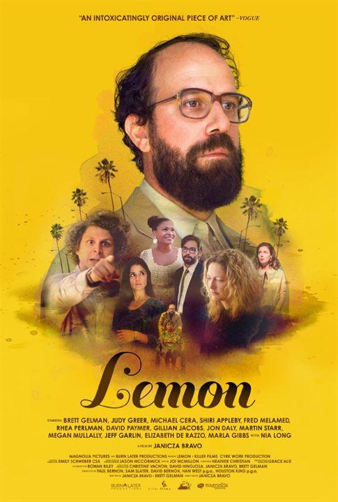 Lemon : Affiche