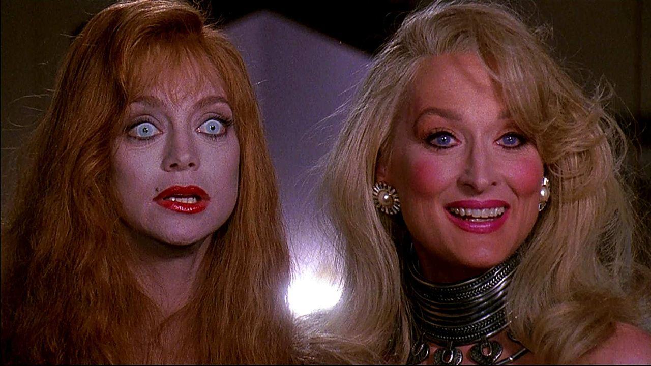 La Mort vous va si bien : Photo Goldie Hawn, Meryl Streep