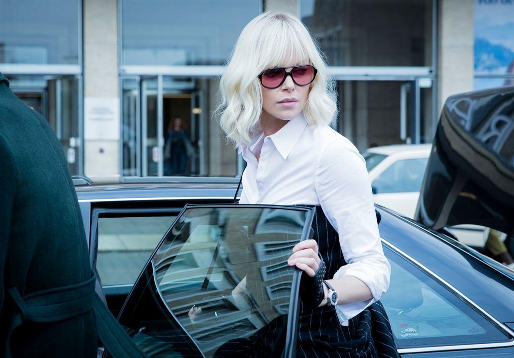 Atomic Blonde : Photo Charlize Theron