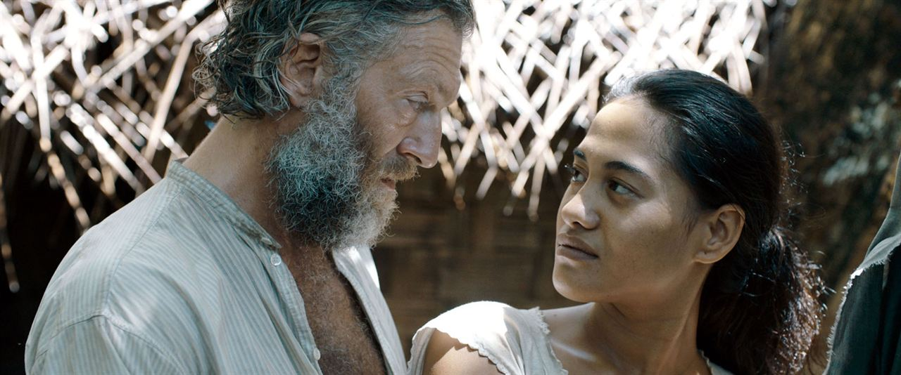 Gauguin - Voyage de Tahiti : Photo Tuheï Adams, Vincent Cassel