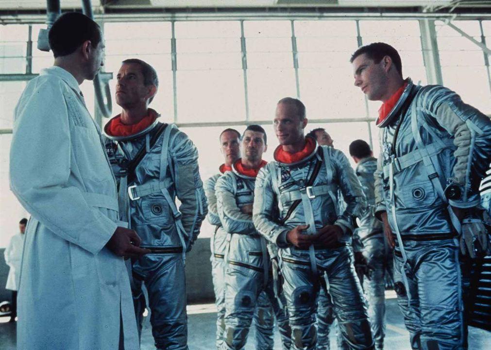 L'Etoffe des héros : Photo Dennis Quaid, Ed Harris, Lance Henriksen, Scott Glenn