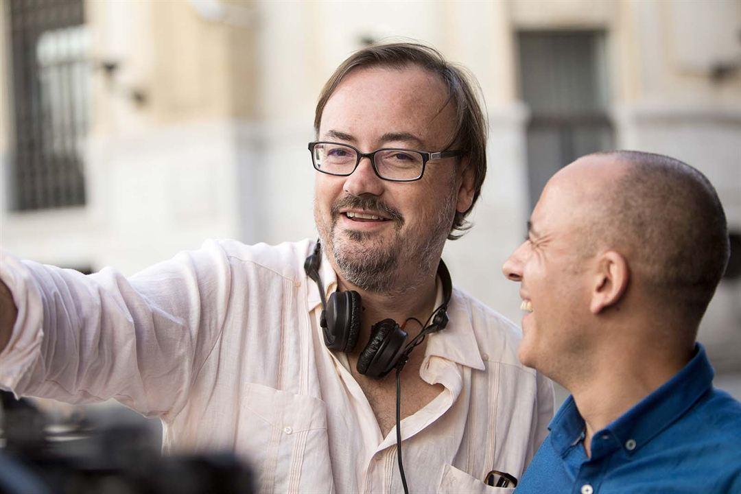 El Autor : Photo Javier Gutiérrez, Manuel Martín Cuenca