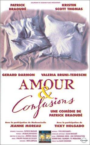 Amour et confusions : Affiche