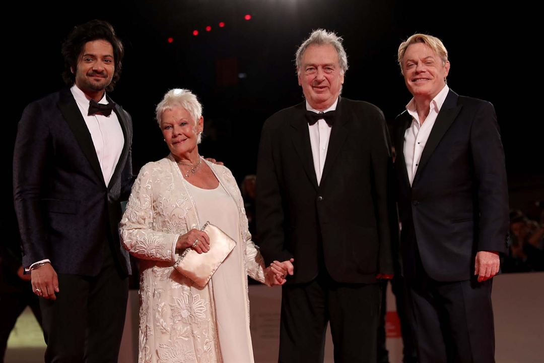 Confident Royal : Photo promotionnelle Eddie Izzard, Judi Dench, Stephen Frears