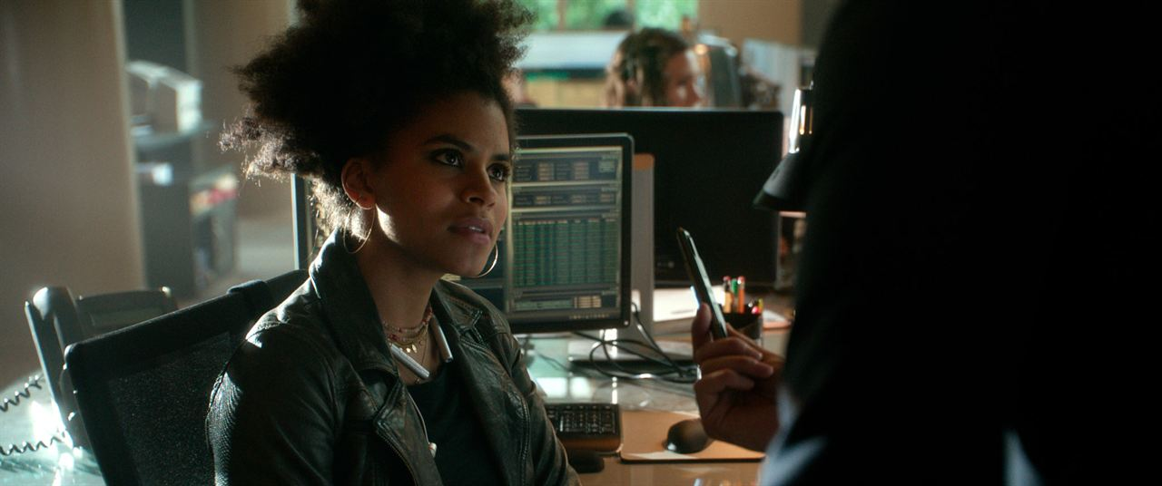 Geostorm : Photo Zazie Beetz
