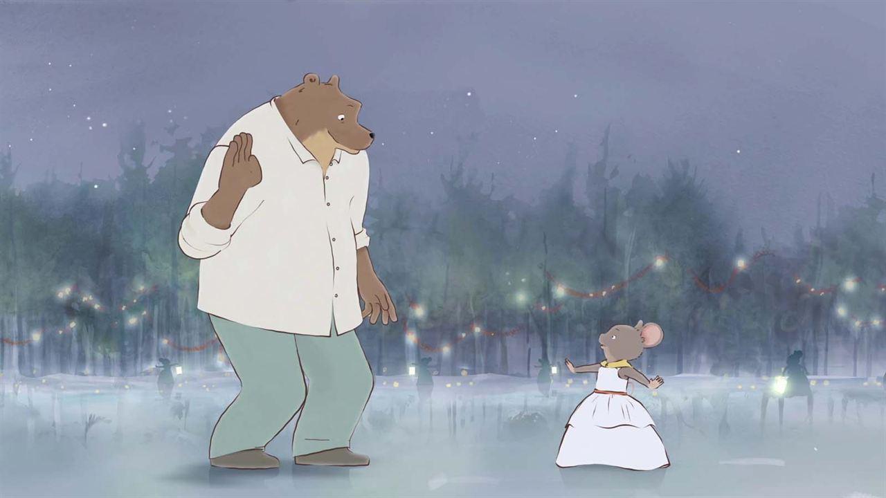 Ernest et Célestine en hiver : Photo