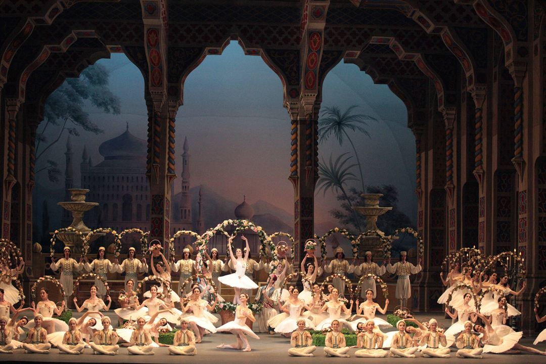 Le Corsaire (Bolchoï) : Photo