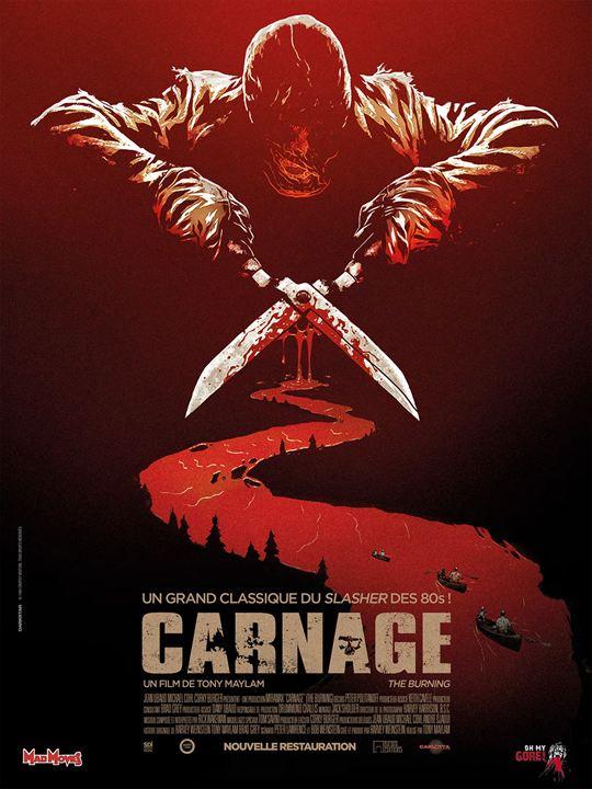 Carnage : Affiche